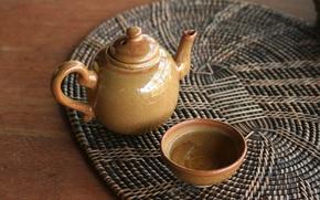 Картинка чай, чайник, tea set at kam