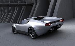 Обои концепт-кар, Panthera, Design by Stefan Schulze