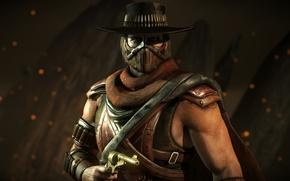 Картинка Mortal Kombat, erron black, эррон блэк, Мортал комбат 10