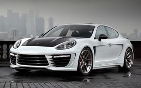 Картинка Porsche, Panamera, GTR, Stingray, TopCar, ( 970 )