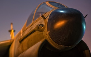 Картинка Corsair, Air Museum, A-7