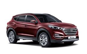 Картинка Hyundai, 2015, Tucson, хундай, KR-spec, туссан