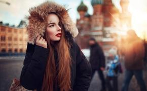 Картинка Москва, кремль, Sasha Spilberg