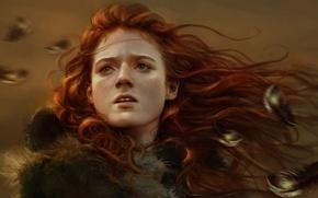 Картинка Сериал, Игра Престолов, Game of Thrones, Игритт, Igritt