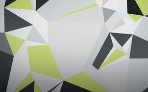 Картинка абстракция, цвет, текстура, геометрия, style, texture, треугольник, color