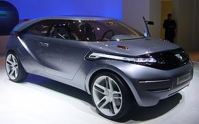 Картинка Concept, Duster, Crossover, Dacia