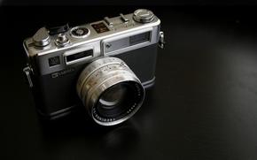 Картинка фон, камера, Yashica Electro 35