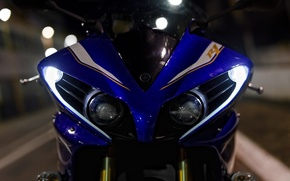 Картинка Yamaha, Blue