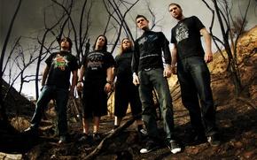Обои Metal, метал, дэткор, Deathcore, Carnifex