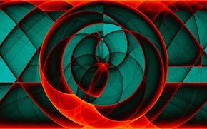 Обои фон, форма, цвет