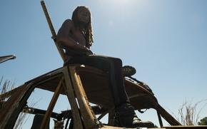 Картинка The Walking Dead, Michonne, Danai Gurira, Season 7