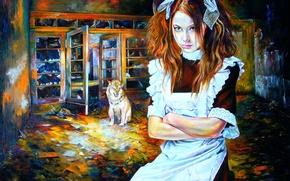 Картинка рисунок, волк, арт, Ксюша, Xenia Kokoreva, Ксения Кокорева