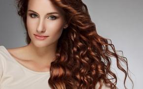 Картинка волосы, Девушка, причёска