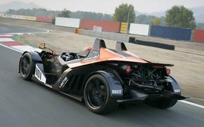 Картинка car, KTM, speed, track, X-Bow, GT4