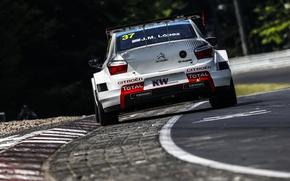 Картинка Citroen, Germany, Nurburgring, WTCC, Green Hell, World Touring Car Championship, TC1, Citroen Racing, Citroen C-Elysee, …