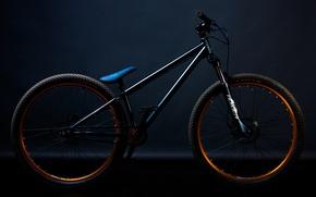 Картинка велосипед, street/dirt, norco