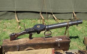 Картинка Ручной пулемёт, Lewis gun, Британия, Пулемёт Льюиса