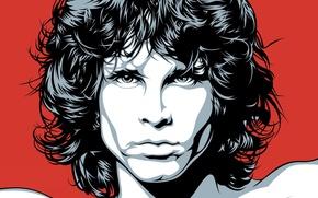 Картинка art, The Doors, Jim Morrison