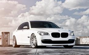 Картинка Авто, BMW, Машины, 750, Tuning