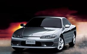Картинка S15, Silvia, Nissan, 2000, сильвия, с15