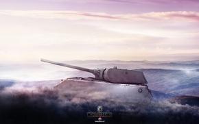 Картинка Игры, World of Tanks, Maus, FuriousGFX