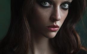 Картинка портрет, Катя, Tatiana Mercalova