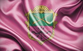 Картинка флаг, герб, Юговосток, Запорожье