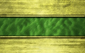 Картинка линии, желтый, зеленый, полосы, текстура, светлый фон