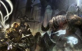 Картинка archangel, diablo 3, demon hunter, reaper of souls