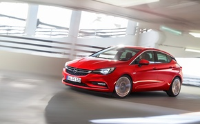 Обои Opel, астра, опель, Astra, 2015