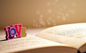 Картинка любовь, буквы, книга, love, слова, резинка