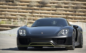 Картинка Porsche, Spyder, 918, Tron, Edition