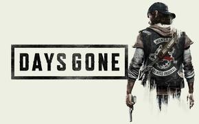 Картинка Game, Days Gone, Sony Interactive Entertainment, Sony Bend