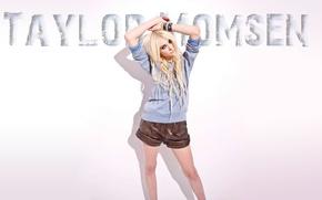 Обои девушка, модель, актриса, певица, рок, Taylor Momsen, пост-гранж, The Pretty Reckless