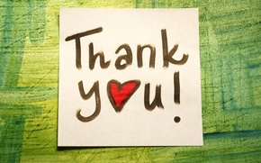 Картинка thank u, благодарность, спасибо, надпись