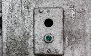 Картинка wall, Blue, grey, pattern, screws