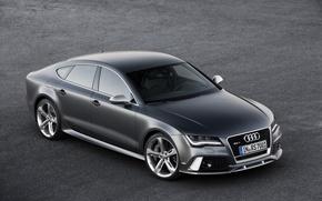 Картинка Audi, Автомобиль, Диски, RS7