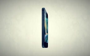 Картинка техника, телефон, гаджет, Steven Paul Jobs, Apple iPhone 5