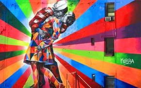 Картинка graffiti, artist, Eduardo Kobra