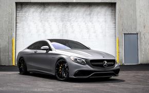 Картинка Mercedes, AMG, Vossen, Wheels, S63