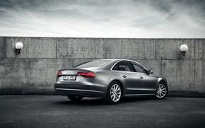 Картинка Audi, ауди, TDI, rearside