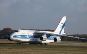 Обои Ан-124, Руслан, транспортный самолёт, Ан-124-100 Руслан
