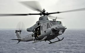 Картинка вертолёт, многоцелевой, Venom, Bell UH-1Y
