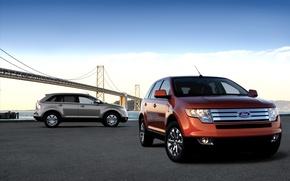 Обои машины, форд, america, ford edge cars