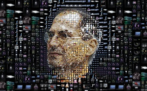 Обои Стив Джобс, Steve Jobs, обои, itunes, гаджеты, iphone, mac, Apple, ipad, wallpaper, ipod
