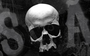 Картинка wallpaper, skull, logo, dead, California, rims, death, assassin, shadows, asphalt, bones, darkness, Charlie Hunnam, Sons …