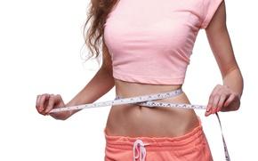 Обои figure, tape measure, sportswear, weight