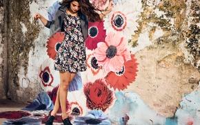 Картинка фотосессия, Selena Gomez, коллекция одежды Neo, бренд Adidas