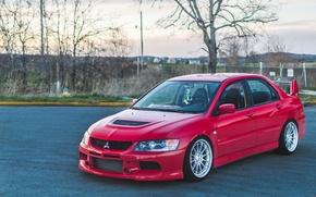 Картинка Mitsubishi, Lancer, Evo