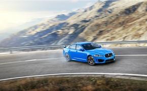 Картинка Jaguar, Drift, XFR-S